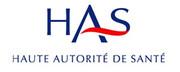 Logo de la Haute Autorité de Santé