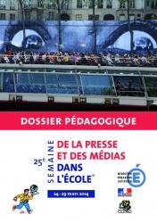 Semaine de la presse et des médias 2014