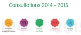 Rapport de synthèse de la consultation nationale sur les projets de programmes d'enseignement moral et civique