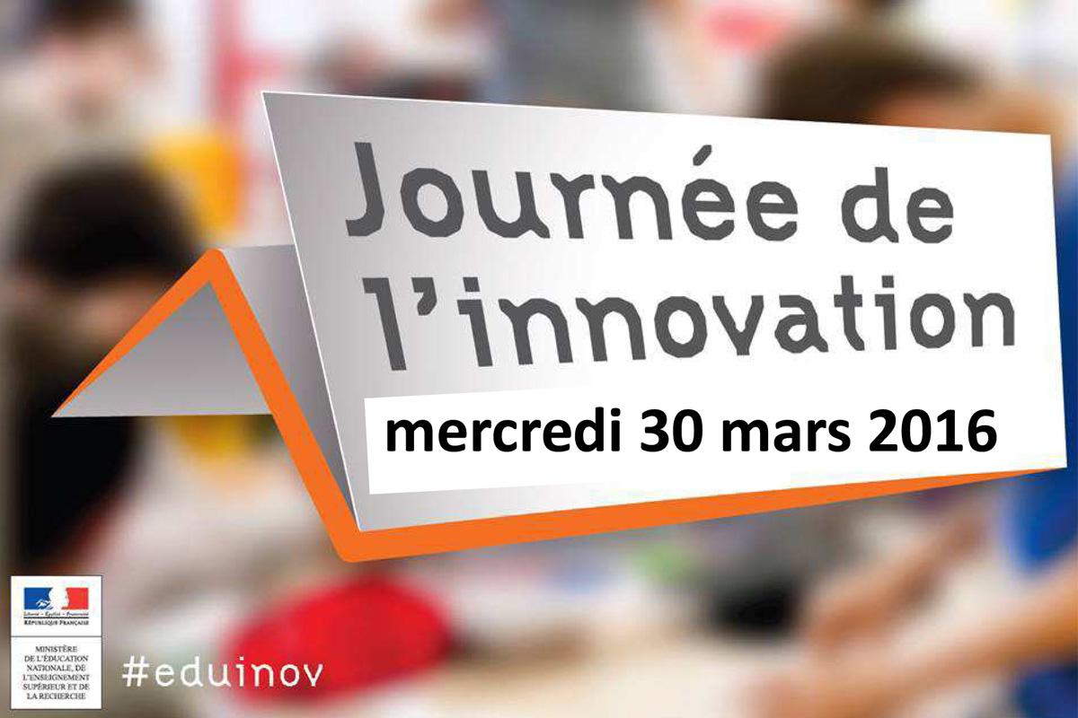Les Journées de l'innovation
