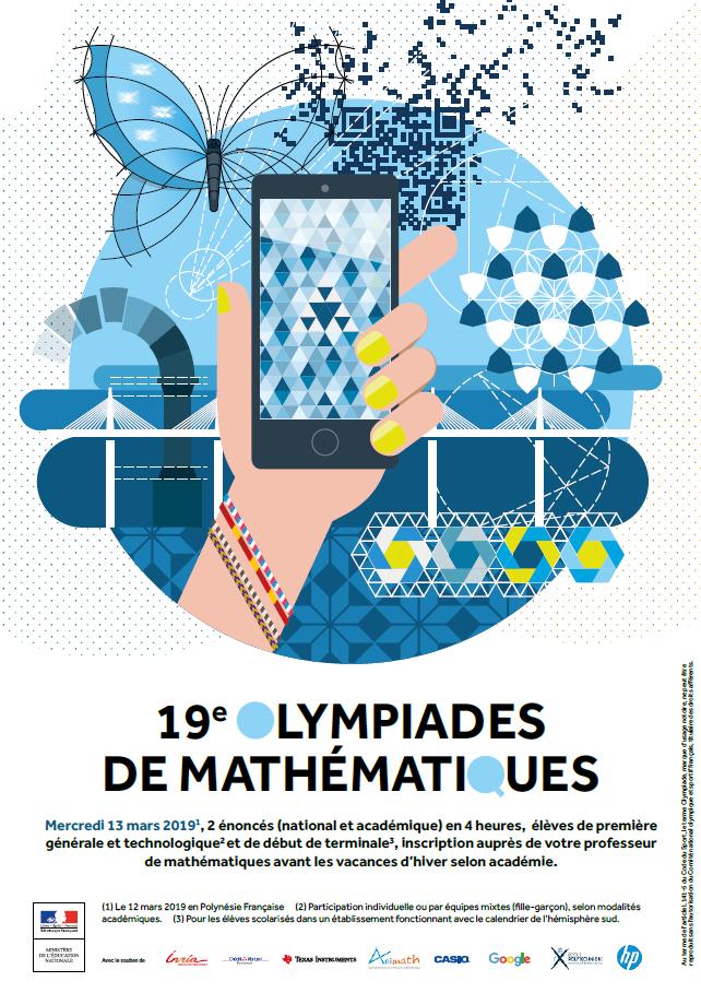 Dofus Calendrier 2020.Mathematiques Et Informatique Olympiades Nationales De