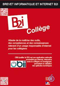brochure obii collège