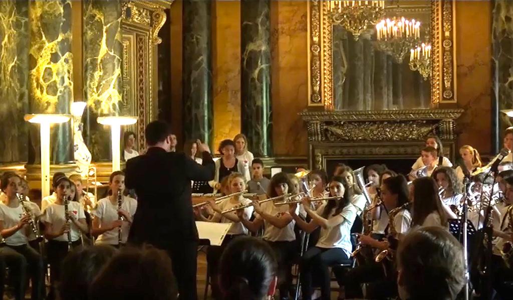 orchestre de paris recrutement