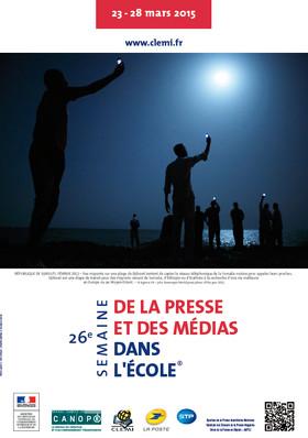 26ème Semaine de la presse et des médias dans l'École