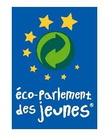 Logo Éco-parlement des jeunes