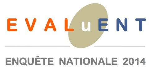 Logo de l'enquête EVALuENT 2014