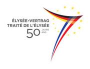 Logo année franco-allemande