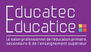 Le ministère de l'éducation nationale, de l'enseignement supérieur et de la recherche au Salon Educatec-Educatice 2014