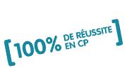 100 % réussite au CP
