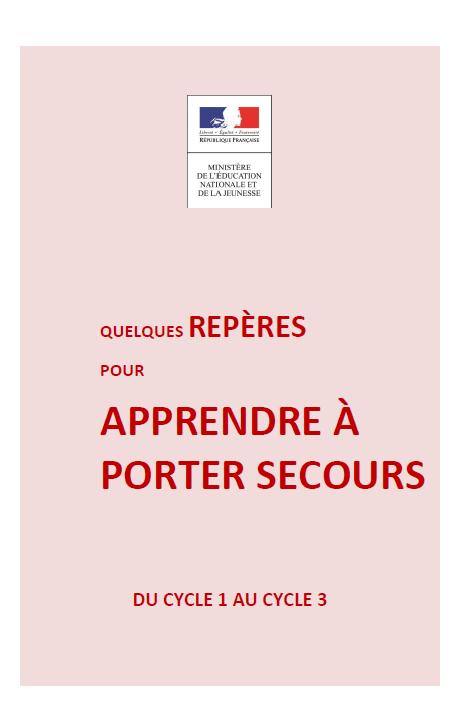 RÉFÉRENTIEL PSC1 GRATUITEMENT TÉLÉCHARGER LE