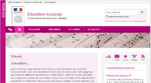 Éducation musicale