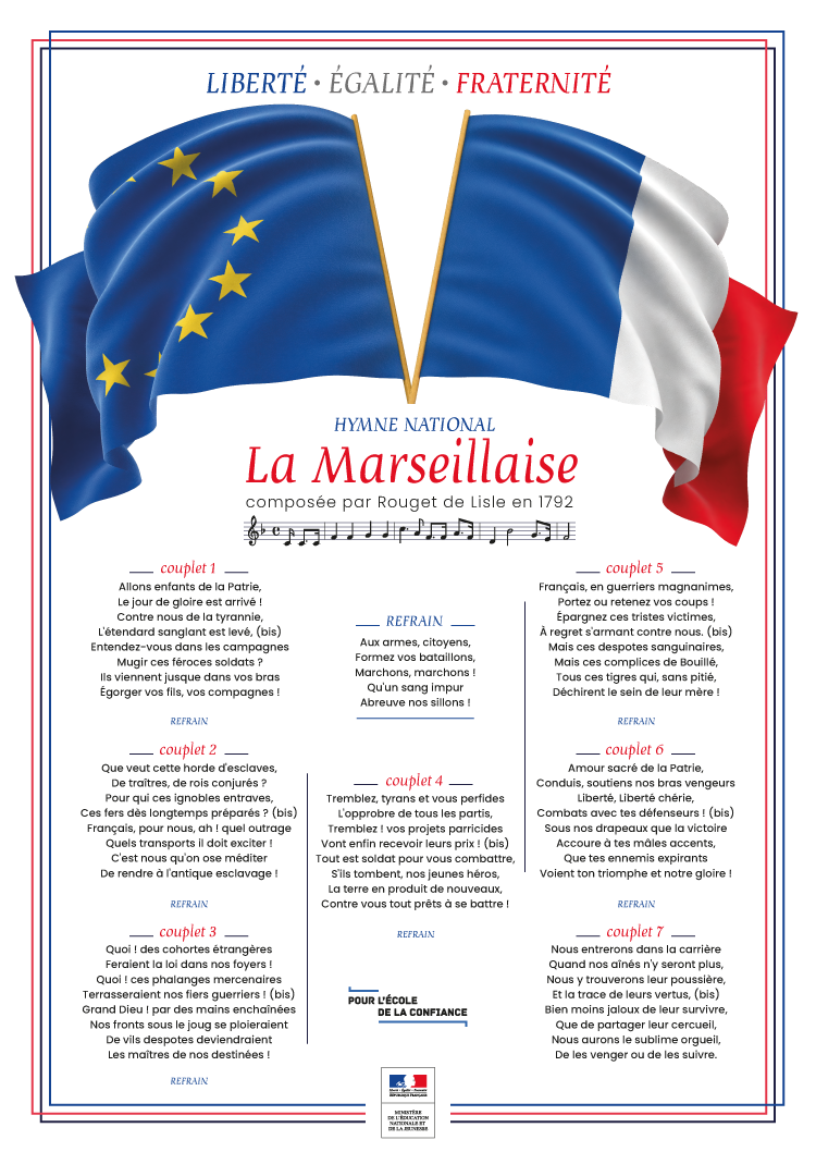 EDUSCOL GRATUIT MARSEILLAISE TÉLÉCHARGER