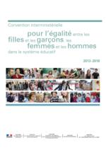 La convention interministérielle pour l'égalité entre les filles et les garçons, les femmes et les hommes dans le système éducatif