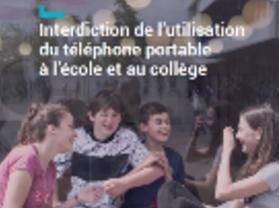 Actualités - Vademecum Interdiction de l utilisation du portable - Éduscol 38bb32e2be0