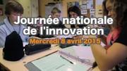Journée de l'innovation 2015, appel à projet (10 nov-15 janvier 2015)