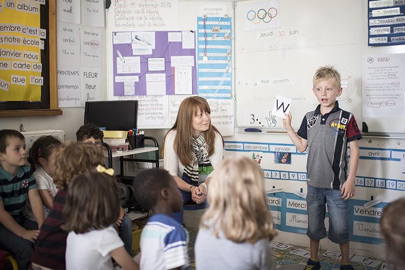Les Assises de l'école maternelle