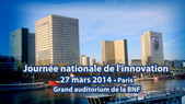 Appel à projet - Journée nationale de l'innovation 27 mars 2014