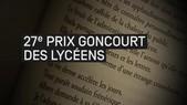 Prix Goncourt des lycéens 2014