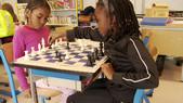 Le jeu d'échecs à l'école primaire