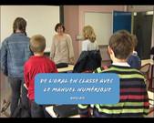 Anglais: de l'oral en classe avec le manuel numérique